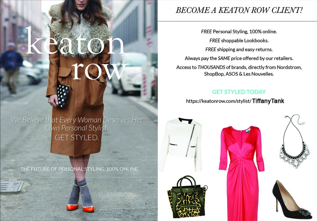 Tiffany Tank | Keaton Row