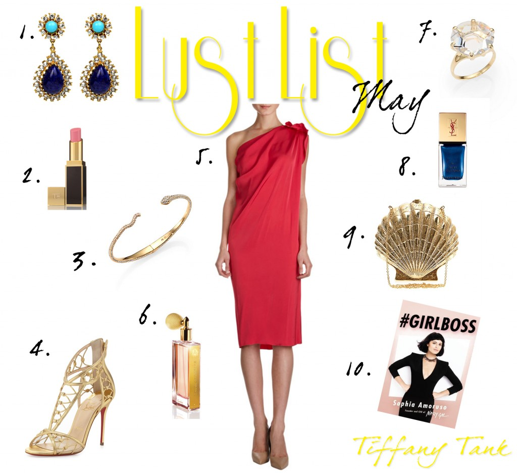 Tiffany Tank | Lust List May 2014